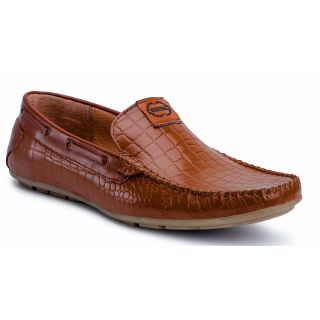 Escaro MenS Venice MenS Brown Casual Loafers