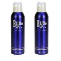 Rasasi Deo Blue For Men (Pack Of 2)