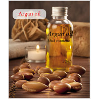 Argan Oil 30 Ml 100 Pure  Organic (Mud Cosmetic)