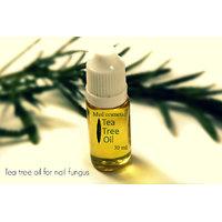 Tea Tree Essential Oil (Melaleuca Alternifolia) - 100 Pure  Natural Essential Oil - 10 ML