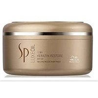 Wella Sp Luxe Oil Keratin Boost Restore Mask - 150Ml