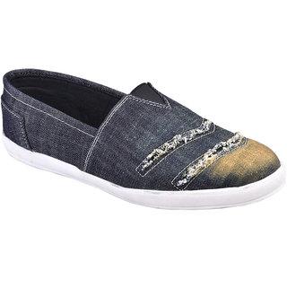 Cool River MenS Black Lace-Up Shoes - 93405071