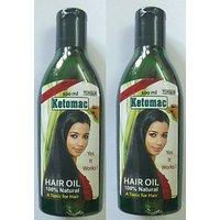 2 Pcs Torque Ketomac Hair Oil 100 Ml2  200 Ml 100 Natural Hair Tonic