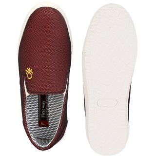 First Way Loafers Shoes Mens