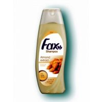 Fax Shampoo With Almond Extract For Fine N Weak Hair