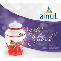 Amul Multi Purpose Pot Stand/matka Stand