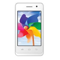Intex Aqua R3 Smart Mobile Phone - (Sealed Pack - White)