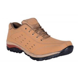 Walkalite Mens Beige Casual Shoes - 93769599