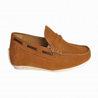 Loafers Club Casual Shoes For Men Loafer Color TAN