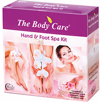 The Body Care Hand  Foot Spa Kit