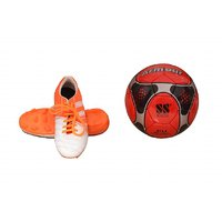 STAR IMPACT FOOT BALL STUD CLASSIC LEATHER NO.8 & ARMOUR P.U FOOT BALL