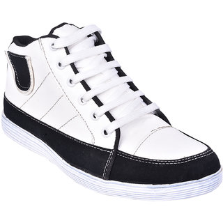 USR Shoe Casual For Men In White Colour - 93881327