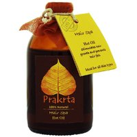 Hair Spa Hot Oil - Hair Oil To Improve Growth  Hair Texture Cold Pressed Oils
