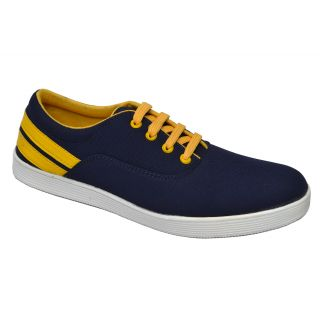 Trendigo MenS Blue Lace-Up Casual Shoes - 93761740