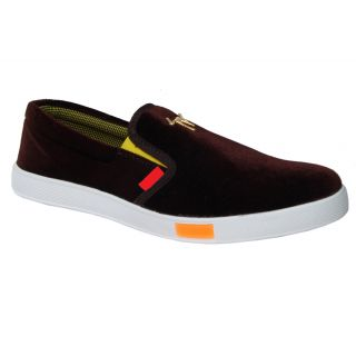 Trendigo MenS Blue Slip On Casual Shoes - 93761967