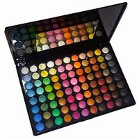 Miss Rose 3D Professional Makeup 88 Shades Pearl Eye Shadow 53 G - 93894787