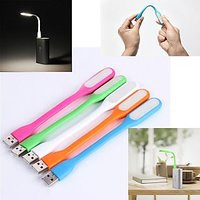 Flexible Laptop Usb Light Brand New 4 Pieces