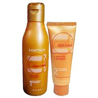 Matrix Opti Care Smooth Straight Professional Ultra Smoothing Shampoo 400 Ml ... 16