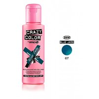 Crazy Color Blue Jade - Semi Permanent Hair Color