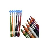 MeNow PRO Perfect Cosmetic Eye Lip Liner Dual Pencil 6 Color Combo Set Waterproof Glitter Smoother Perfect Make Up