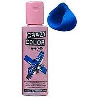 Crazy Color Capri Blue- Semi Permanent Hair Color - 94212109