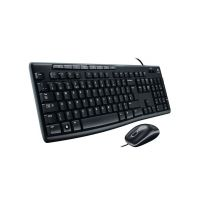 MK200 USB 2.0 Keyboard And Mouse Combo (Black) - 94232309