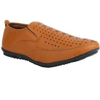 Munero Pair Of Mens Casual Slip-On Shoes