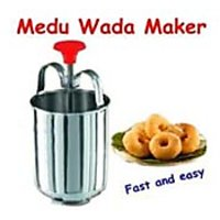 MO Medu Vada Maker For Stainless Steel