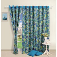Elements Evening Glory Curtain