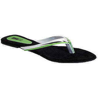 Yepme Women's Stylish Green Sandals - Option 4
