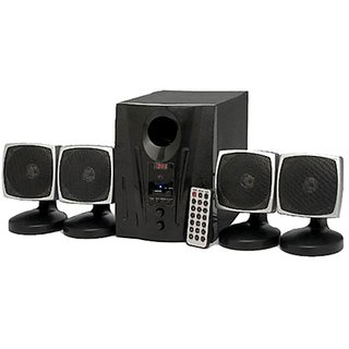 Intex IT-2650 4.1 Black Speaker