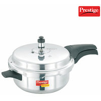 Prestige Junior Deluxe Aluminium Polished Pan