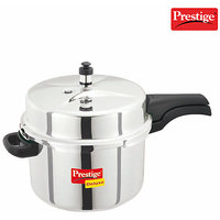 Prestige Deluxe 8 Ltrs Stainless Steel Cooker