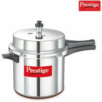 Prestige Aluminium Pressure Cooker - 6 Ltrs