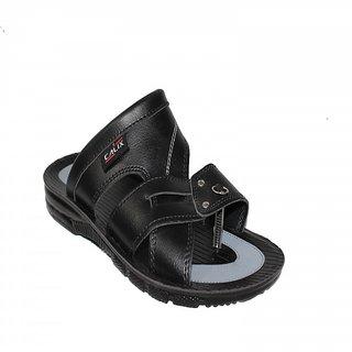 Home Fashion Gallery Mens Comfy Black Slipper / Flip Flop