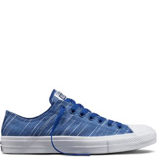 Converse MenS Chuck Taylor All Star Low Top Road Blue Sneaker Shoe