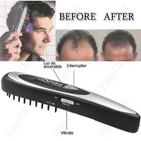 CPEX Power Grow Laser Comb Regrow Hair Treatment Loss Therapy Kit
