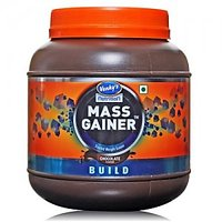 Venkys Mass Gainer (3Kg) - Chocolate Free MuscleMan CREATINE