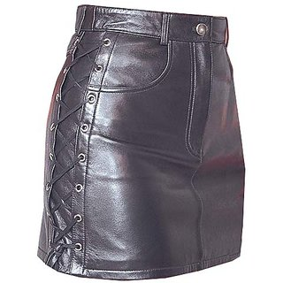 100% GENUINE LEATHER LADIES SKIRTS NEW LEATHER SKIRTS, LEATHER SKIRTS JL268