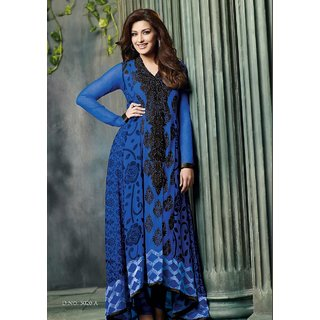 SONALI SUPER HIT SEMI STITCHED ANNARKALI 5020A