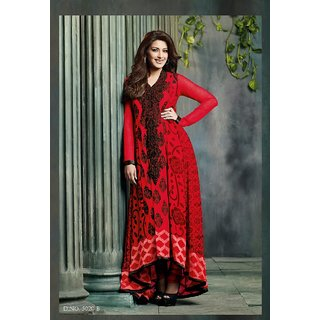 SONALI SUPER HIT SEMI STITCHED ANNARKALI 5020b