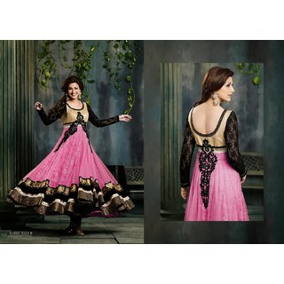 SONALI SUPER HIT SEMI STITCHED ANNARKALI 5023b