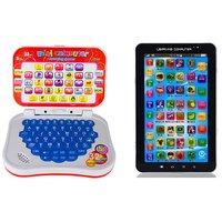 Laptop+Tablet Educational Learner For Kids