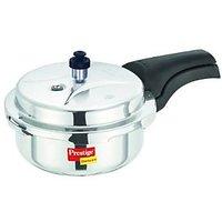 Prestige Popular Aluminium Pressure Cooker 2 Ltr