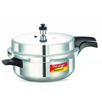 Prestige Deluxe Plus Aluminium Senior Pressure Pan With Lid