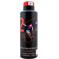 Beverly Hills Polo Club Sport 2 Deodorant Spray - 175 Ml