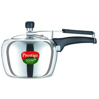 Prestige Apple Plus Induction Base Aluminium Pressure Cooker 2 Ltr