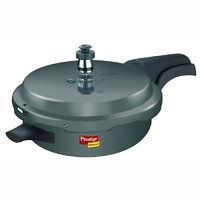 Prestige Deluxe Plus Hard Anodized Pressure Cooker Jr. Pr. Pan-Wal - 369065