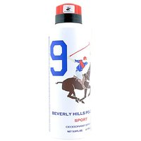 Beverly Hills Polo Club Sports 9 Deodorant Spray - 175 Ml