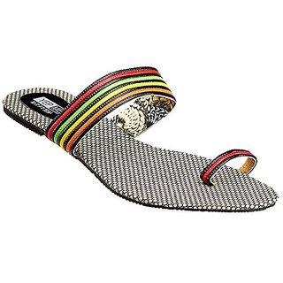 Yepme Stylish Black Women's Sandals